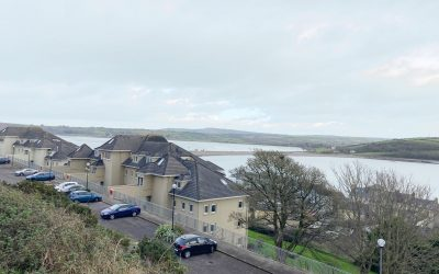 Seaview Apartment in Carleton Village Youghal with Youghal Auctioneers